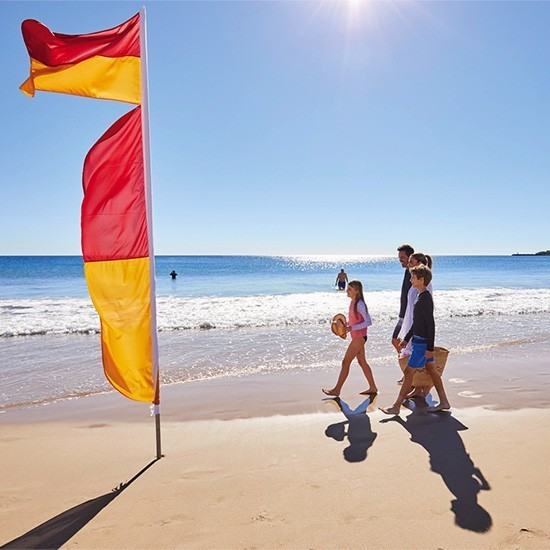 Beach Life - Mooloolaba - Sunshin ecoast - Coast to Hinterland Tours