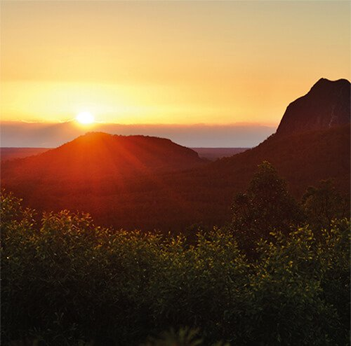 Sunshine Coast Glass House Mountains - Sunshine Coast - Coast to Hinterland Tours
