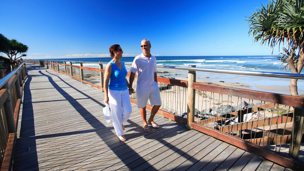 Beaches, Caloundra - Coast to Hinterland Tours
