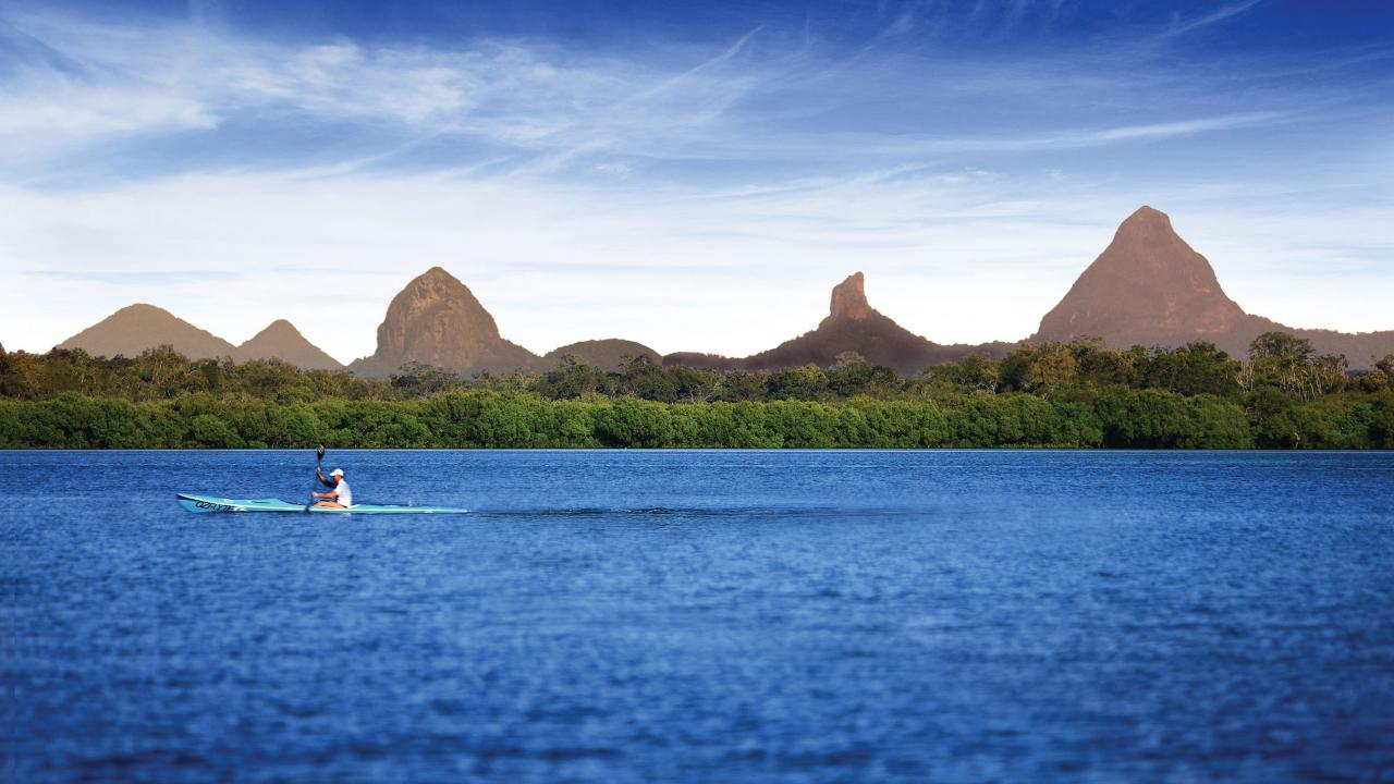Glass House Mountains Sunshine Coast - Coast to Hinterland Tours