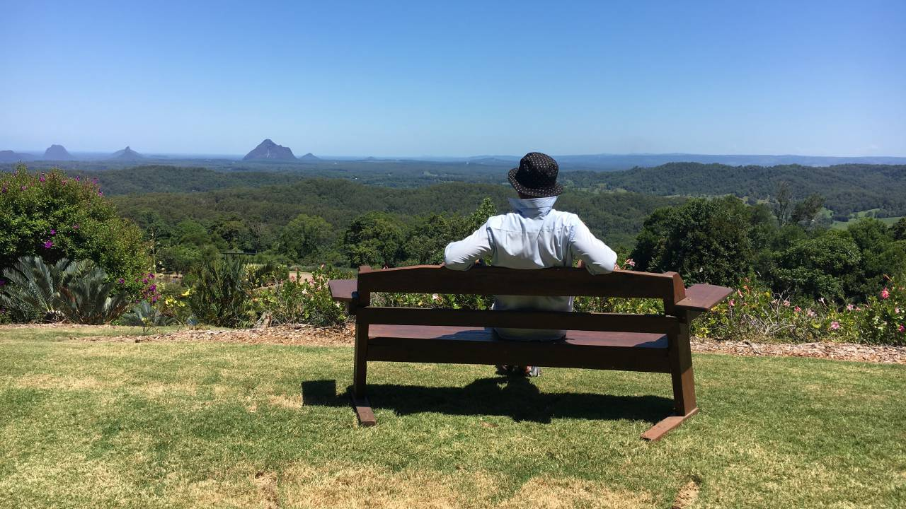 Sunshine Coast Hinterland, Glasshouse Mountains - Coast to Hinterland Tours