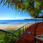 Boardwalk at Mooloolaba Beach - Coast to Hinterland Tours