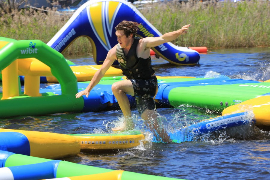 Aqua Park Coolum | Coast to Hinterland Tours