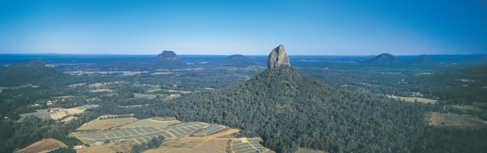 Glass House Mountains | Coast to Hinterland Tours |Places to Visit on the Sunshine Coast