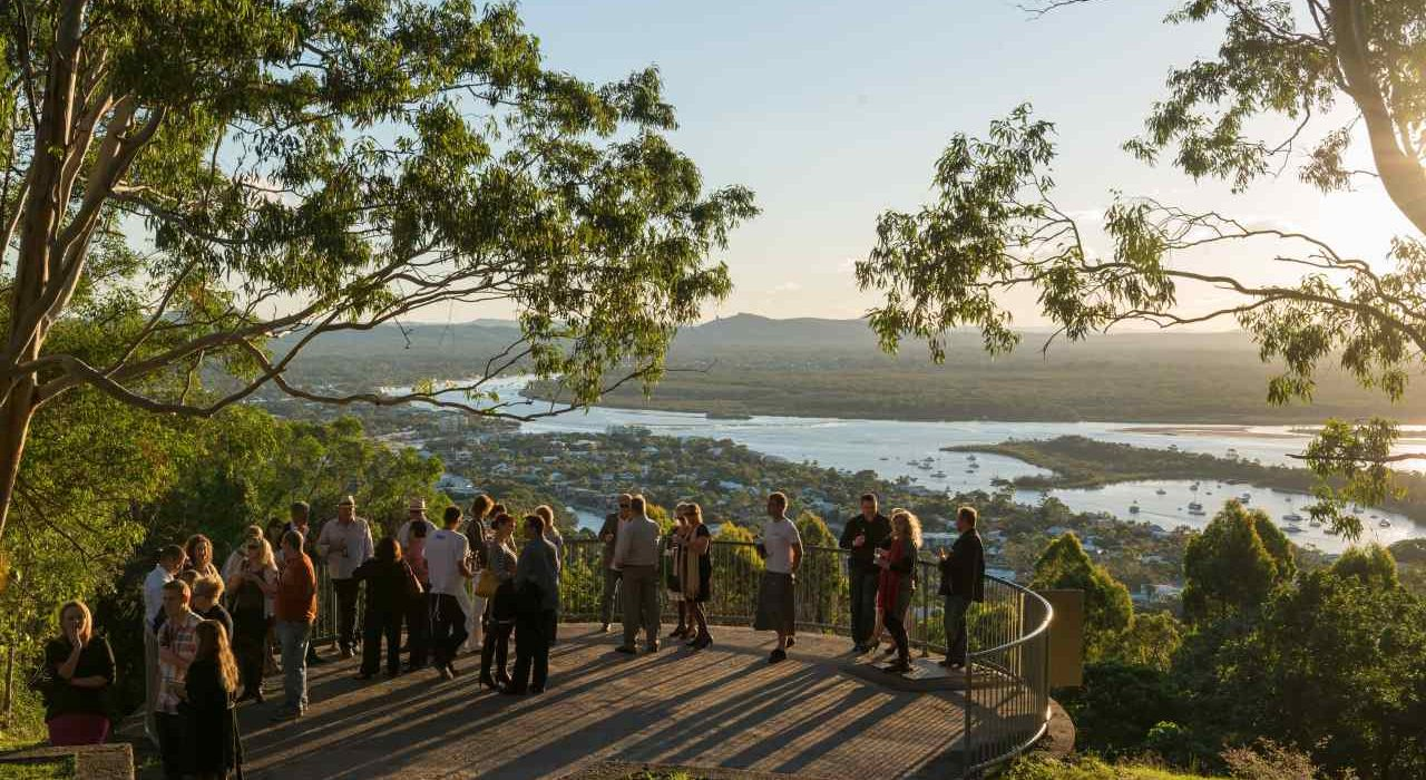 Laguna Lookout, Noosa | Coast to Hinterland Tours