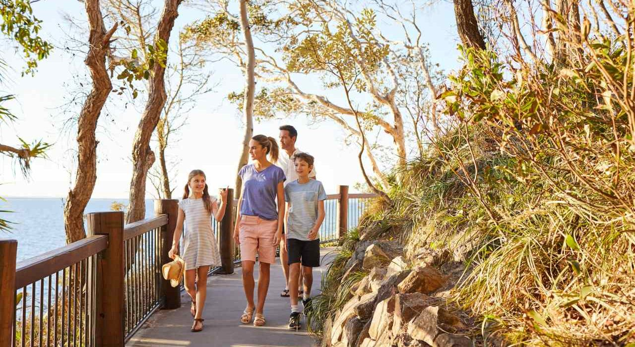Noosa National Park, Coast to Hinterland Tours