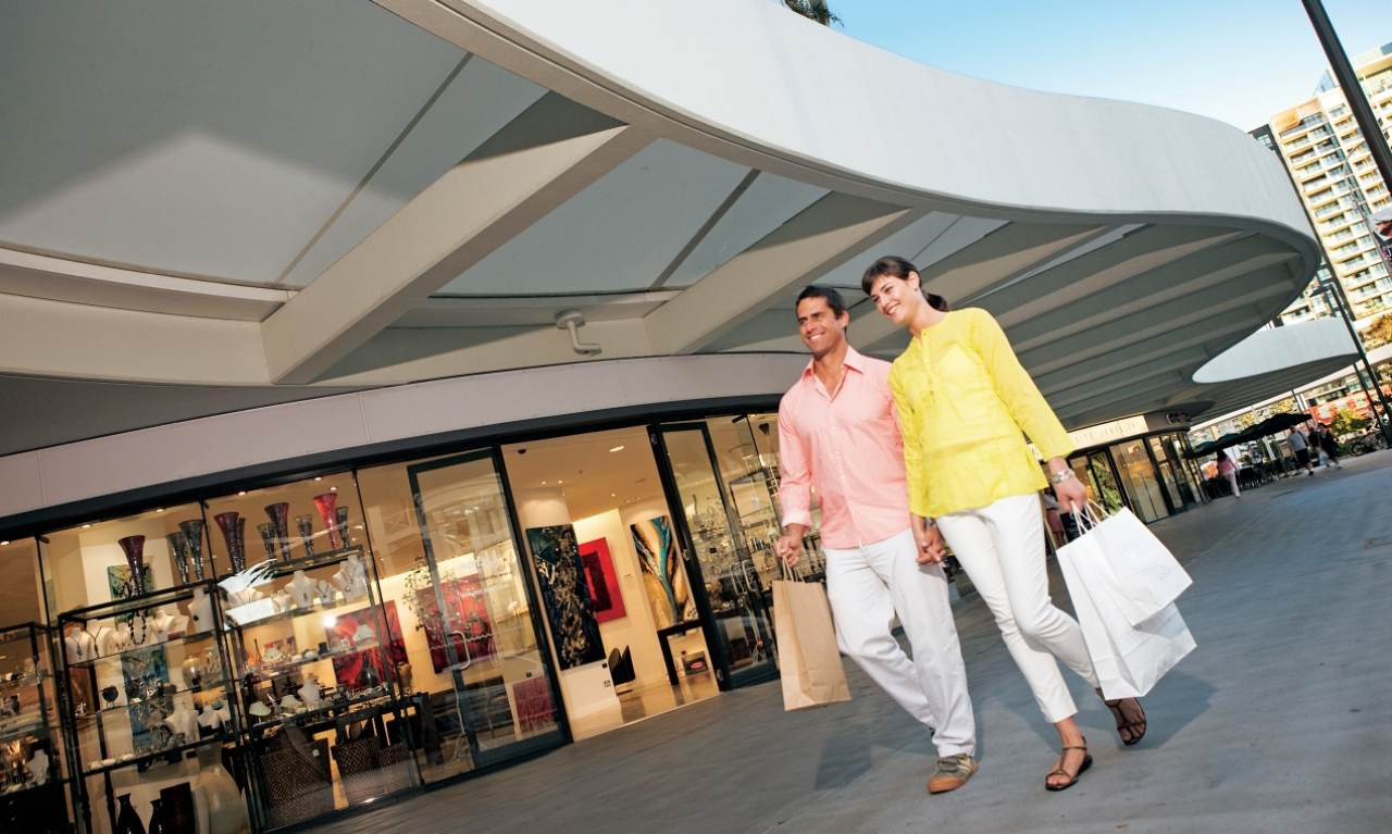 Sunshine Coast Shopping Tour
