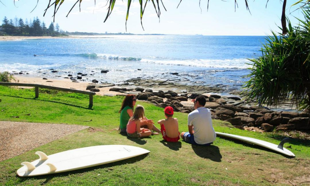 Sunshine Coast & Noosa Beaches, Coast to Hinterland Tours, Mooloolaba | Maroochydore