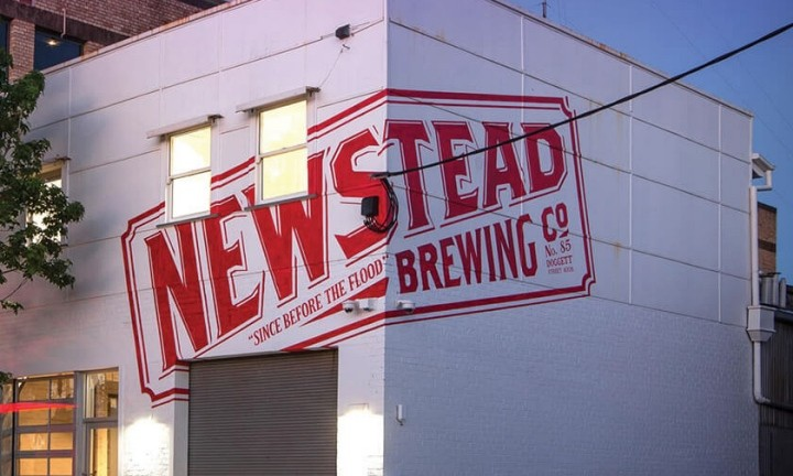 Newstead Brewing Co Craft Beer. Coast to Hinterland Tours