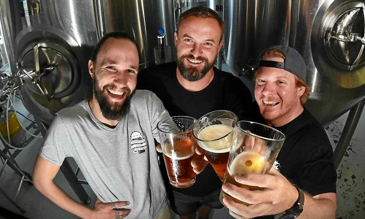 10 Toes Brewery. Beer Tours. Coast to Hinterland Tours