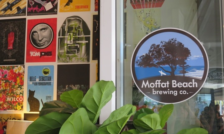 Moffat Beach Brewing Co Craft Beer Tour. Coast to Hinterland Tours