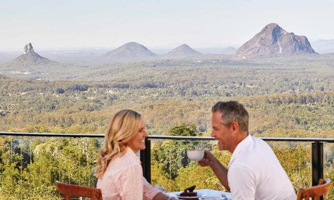 Sunshine Coast Hinterland Day Tour - Scenic, Food & Wine Tour