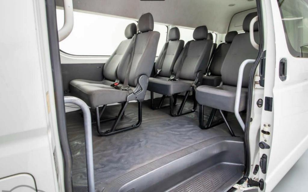 Coast to Hinterland Tours Minibus Charter | Sunshine Coast Bus Hire
