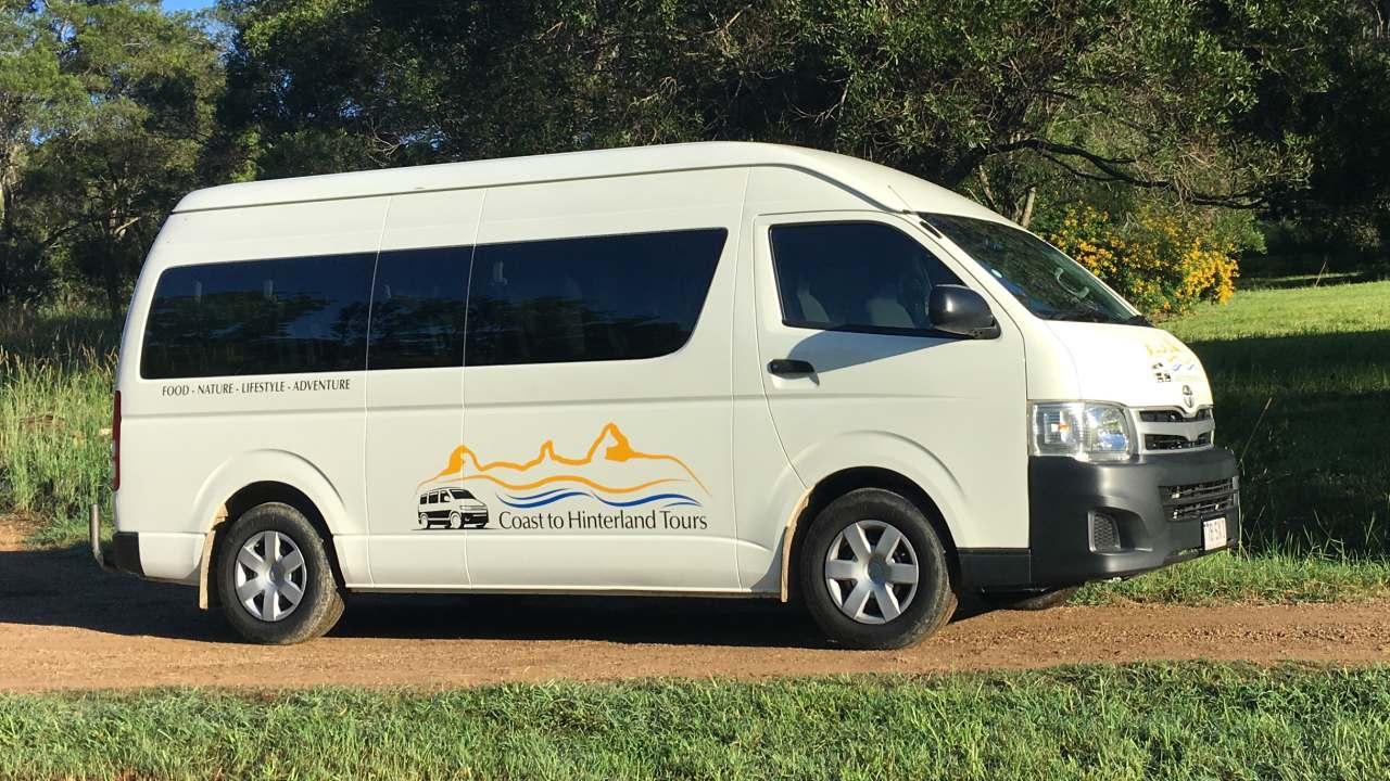 Minibus Charter Sunshine Coast | Noosa | Coast to Hinterland Tours