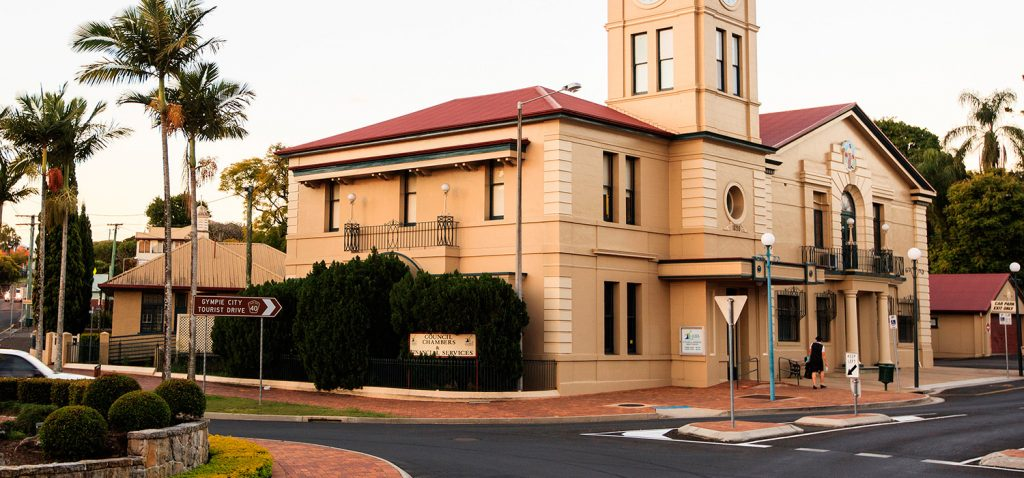 Gympie Historical Museum.