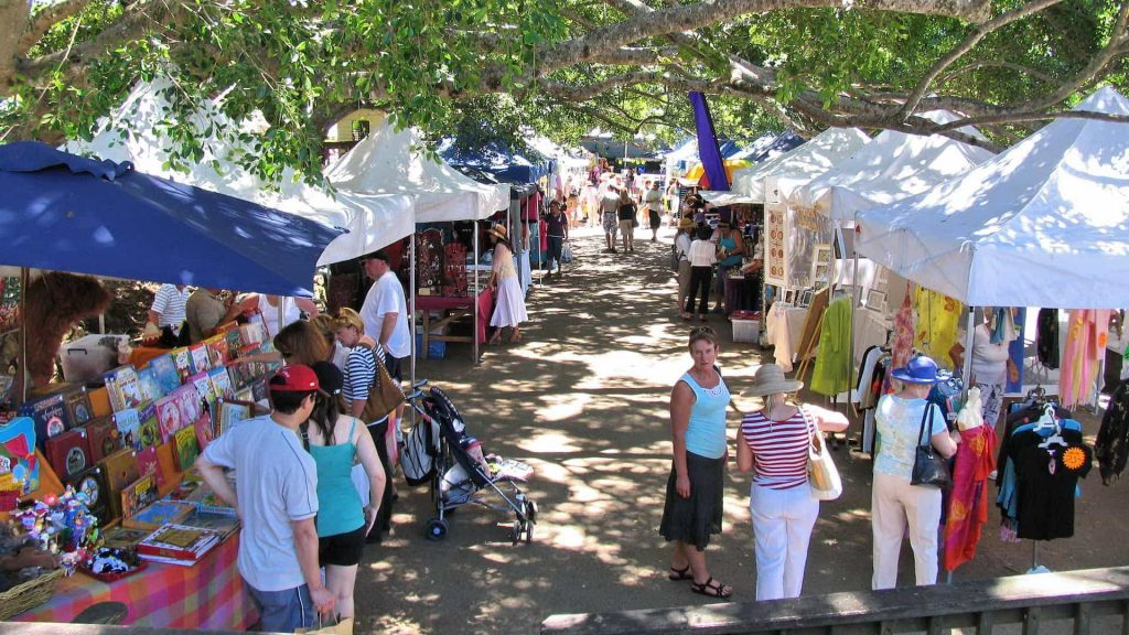 Sunshine Coast Market