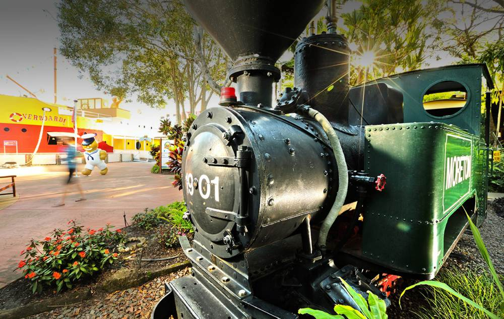 Ginger Factory Train Ride | Coast to Hinterland Tours