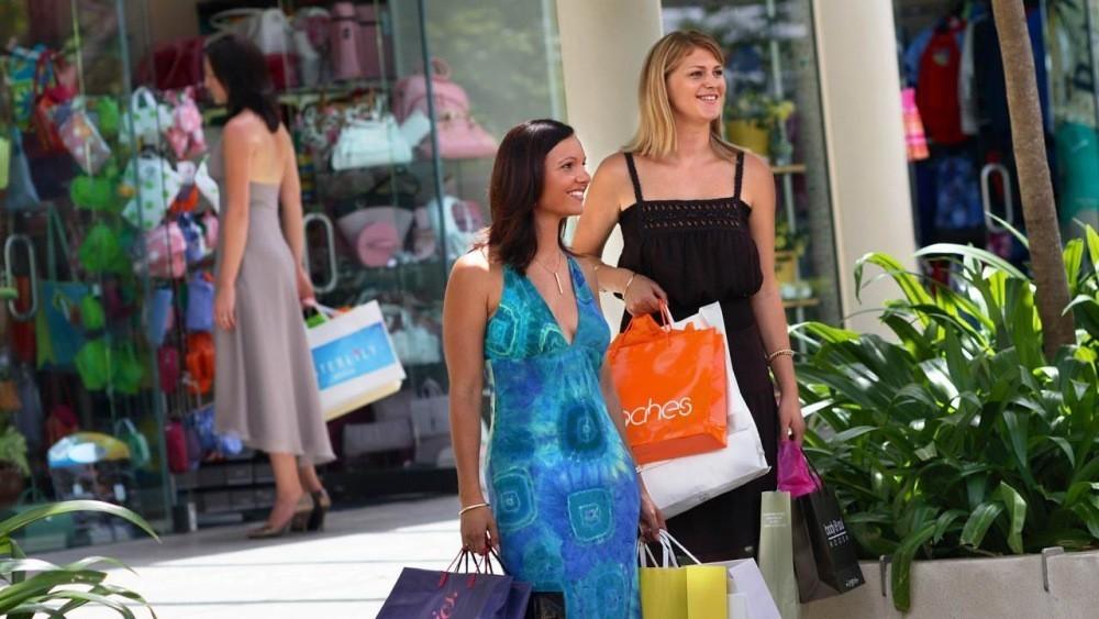 Shopping, Sunshine Coast Plaza