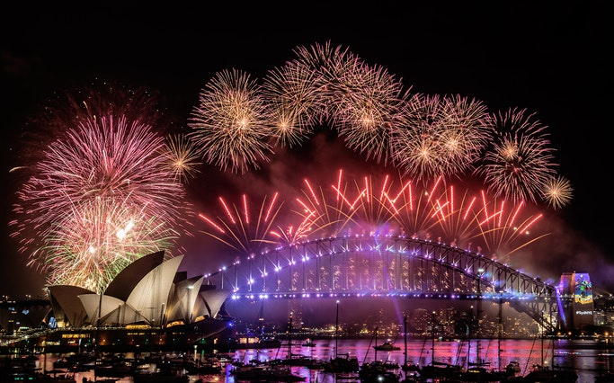 New year eve in sydney