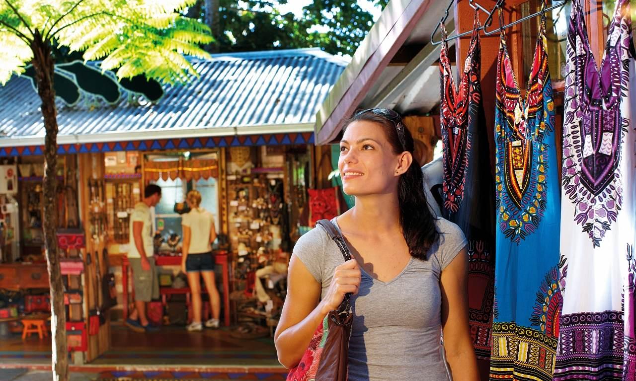 Sunshine Coast Shopping Tour