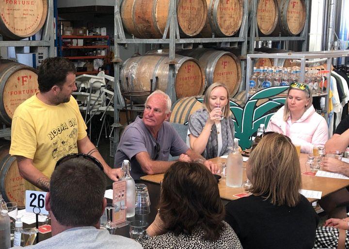 Sunshine Coast Beer Tour, Coast to Hinterland Tours