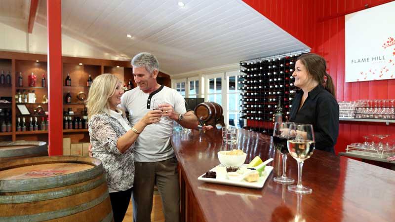 Sunshine Coast Wine Tour. Drinks Tour