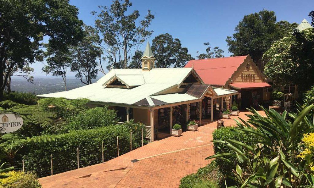 High Tea & Wine Group Day Tour, Sunshine Coast Hinterland. Coast to Hinterland Tours, Queensland