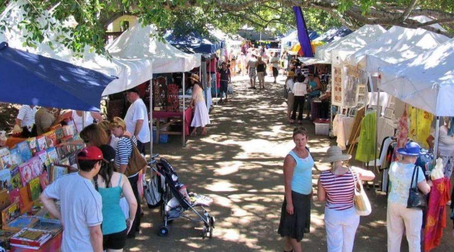 Eumundi Markets | Coast to Hinterland