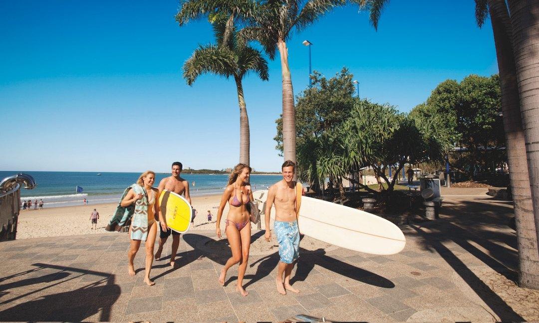 Sunshine Coast & Noosa Beaches, Coast to Hinterland Tours, Mooloolaba | Maroochydore