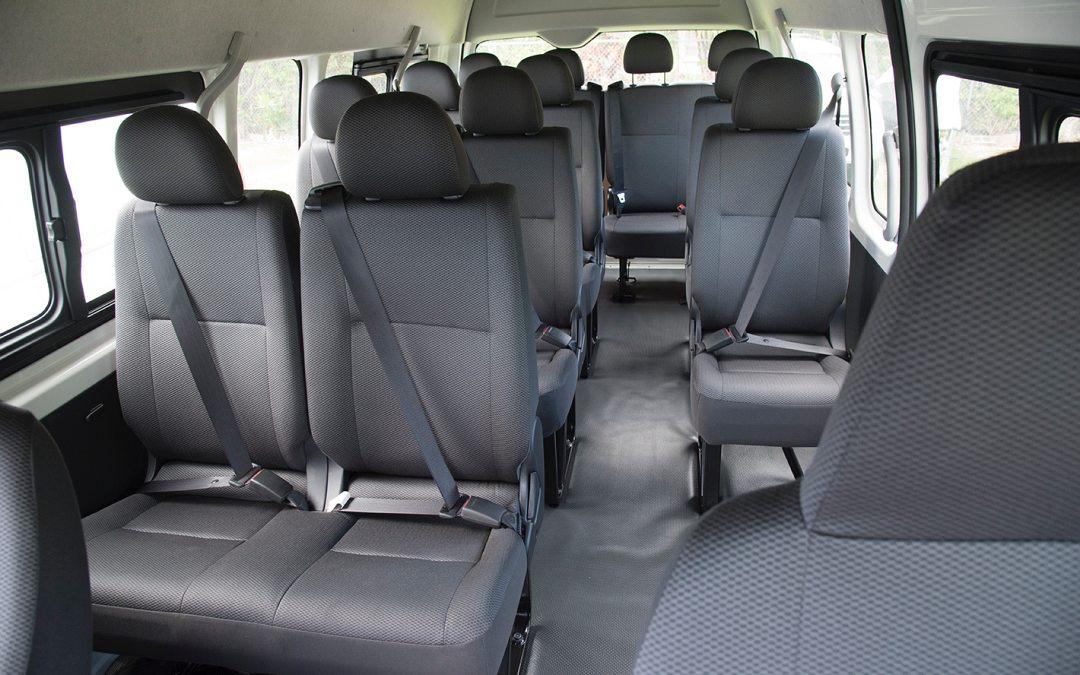 13 Seat Minibus, Maroochydore. Airport Transfer
