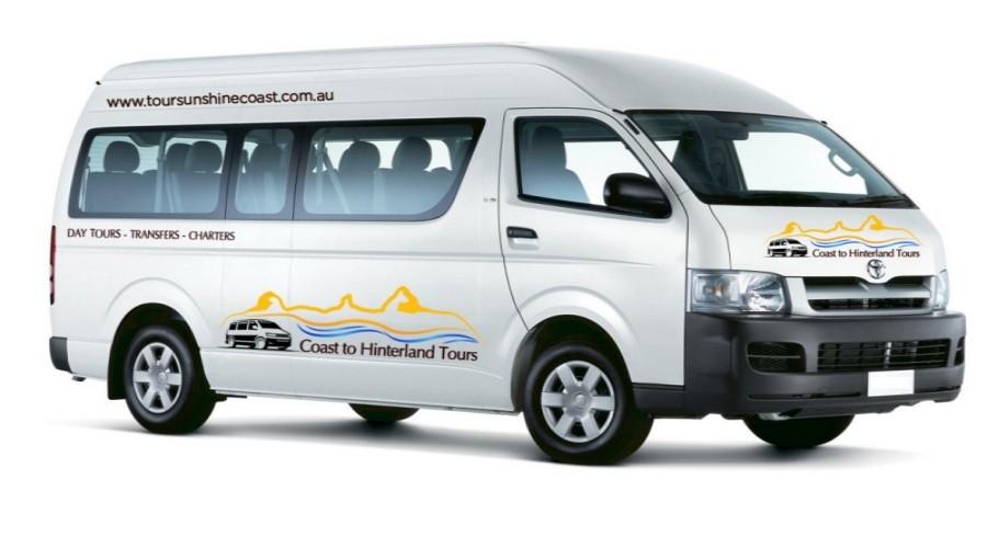 Minibus Taxi Sunshine Coast