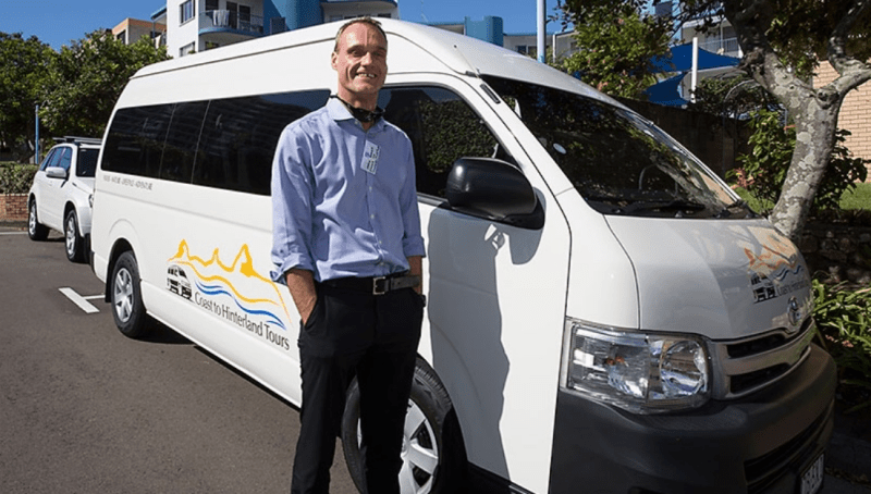 Flexi Taxi Transfers | Sunshine Coast, Coast to Hinterland Tours