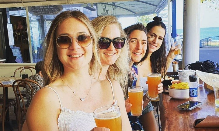 Moffat Beach Brewing Co. Beer Tours Sunshine Coast. Coast to Hinterland Tours