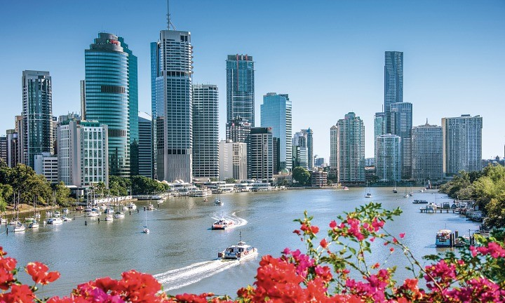Brisbane River. Food Tour Brisbane. Coast to Hinterland Tours
