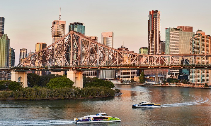 Brisbane River. Food Tour Brisbane. Coast to Hinterland Tours