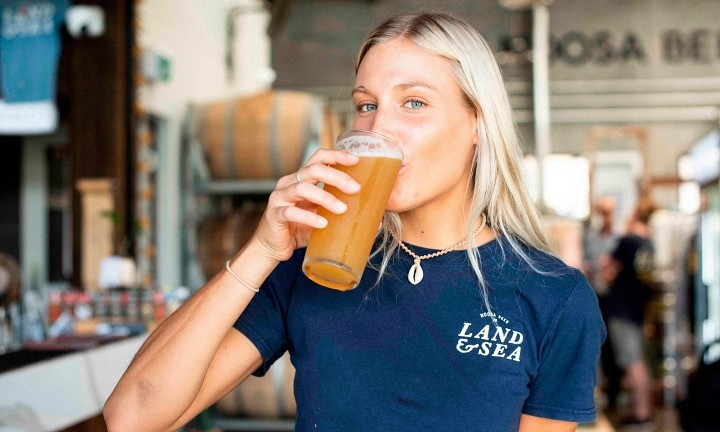 Land & Sea Brewery | Brewery Tours Sunshine Coast. Coast to Hinterland Tours