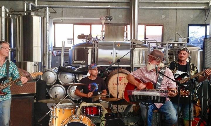 Land & Sea Brewery | Brewery Tours Sunshine Coast. Coast to Hinterland Tours