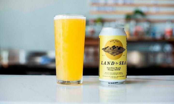 Land & Sea Brewery | Beer Tours Sunshine Coast. Coast to Hinterland Tours