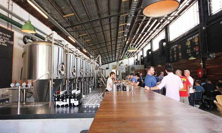Green Beacon Brewery Brisbane. Brisbane Craft Beer
