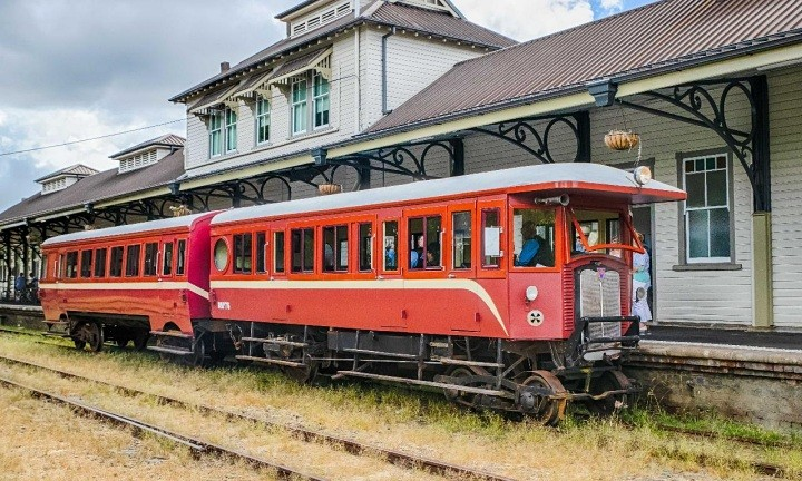 Mary Valley Rail Motor | Gympie Day Tour