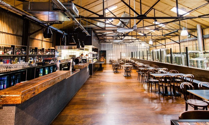 Newstead Brewing Co. Beer Tour. Sunshine Coast Things to do
