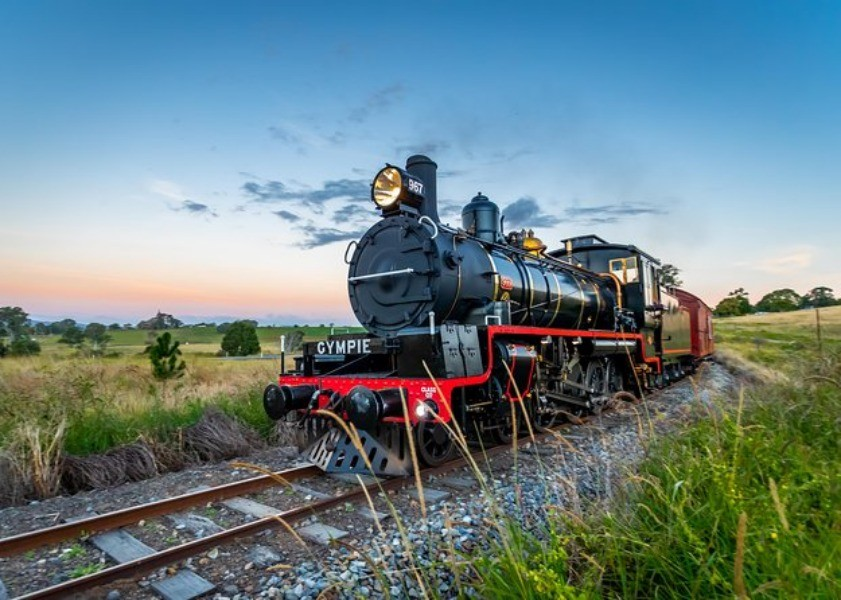 Mary Valley Rattler Steam Train | Gympie Day Tour