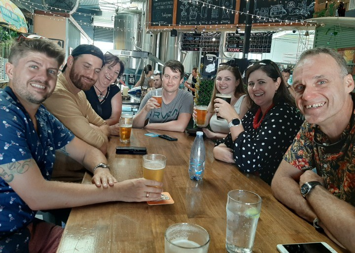 Sunshine Coast Beer Tours and Minibus Charters