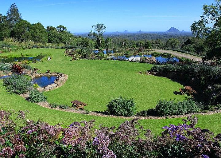 Botanical Garden Sunshine Coast Tour