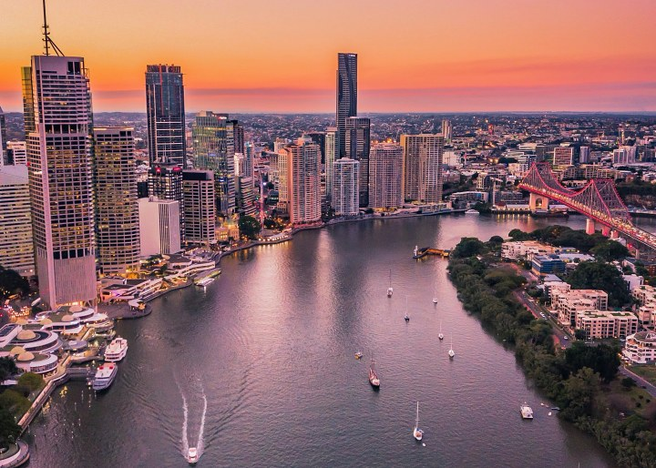 Brisbane River Cruise, Brisbane Day Tour | Coast to Hinterland Tours