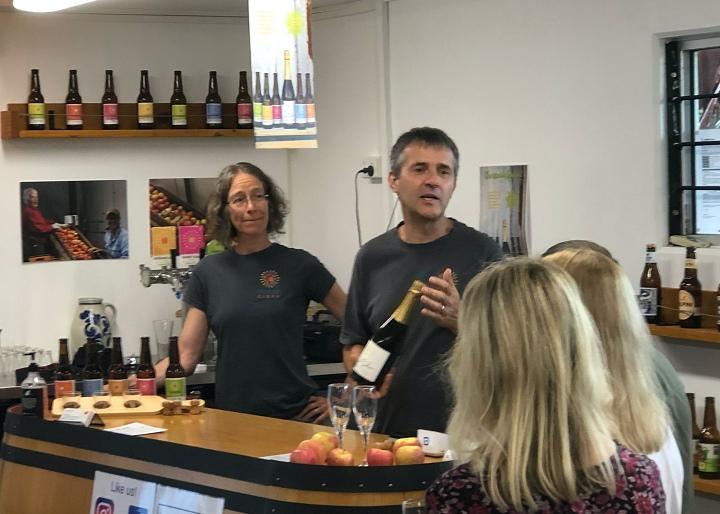 Sunshine Coast Cider - Food Tour | Coast to Hinterland Tours