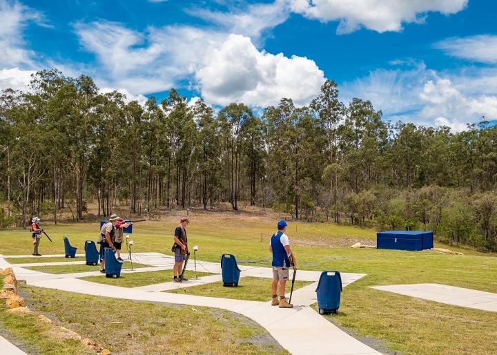 Gympie Target Shooting Things to Do Sunshine Coast