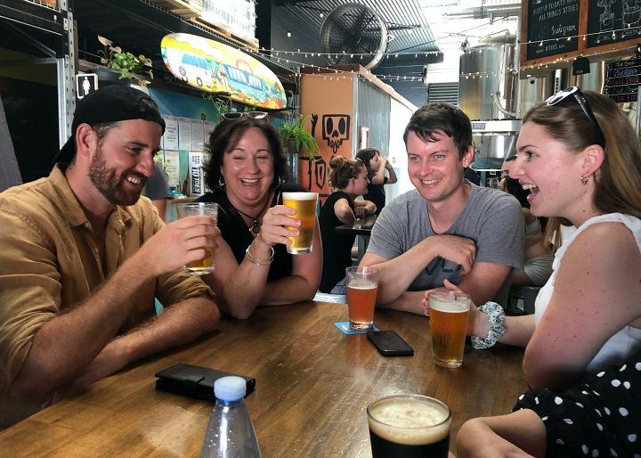 Food Tour Sunshine Coast. Coast to Hinterland Tours Things to do