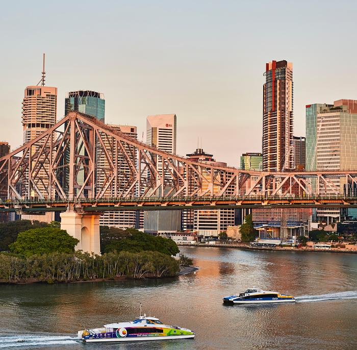 Day Tours to Brisbane from Sunshine Coast