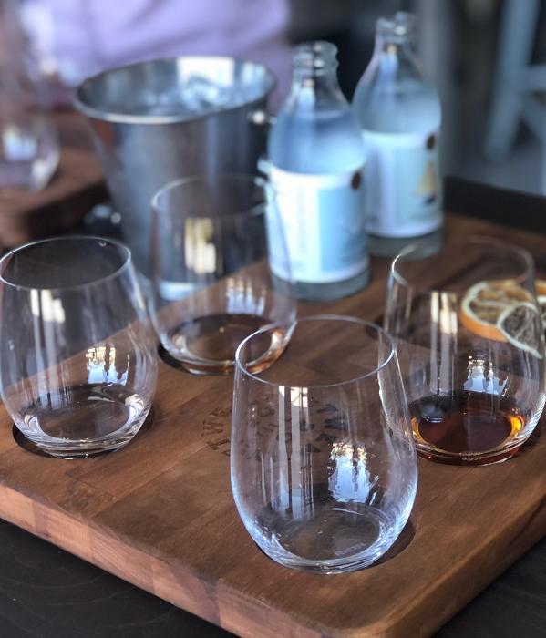 20 20 Distillery. Distillery Tour